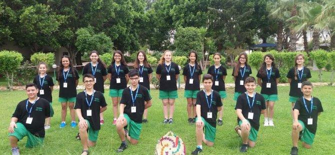 Yıldızlar, 12. Antalya Youth Festivali'ne katıldı