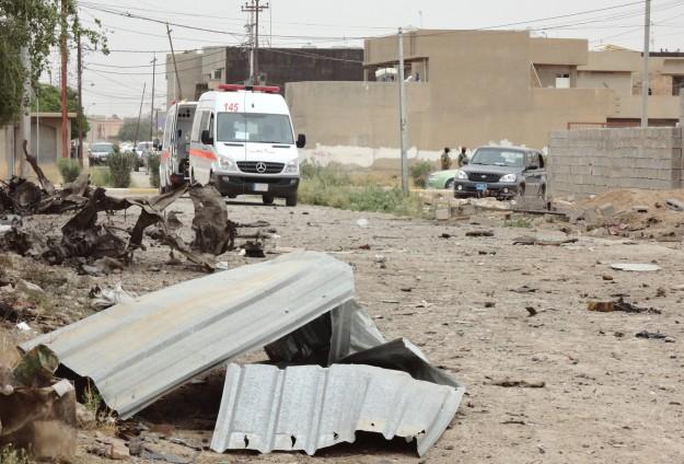 Irak'ta intihar saldırıları: 8 ölü