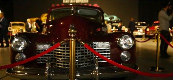 YDÜ 27.Yıl Klasik Otomobil Rallisi ödül gecesi