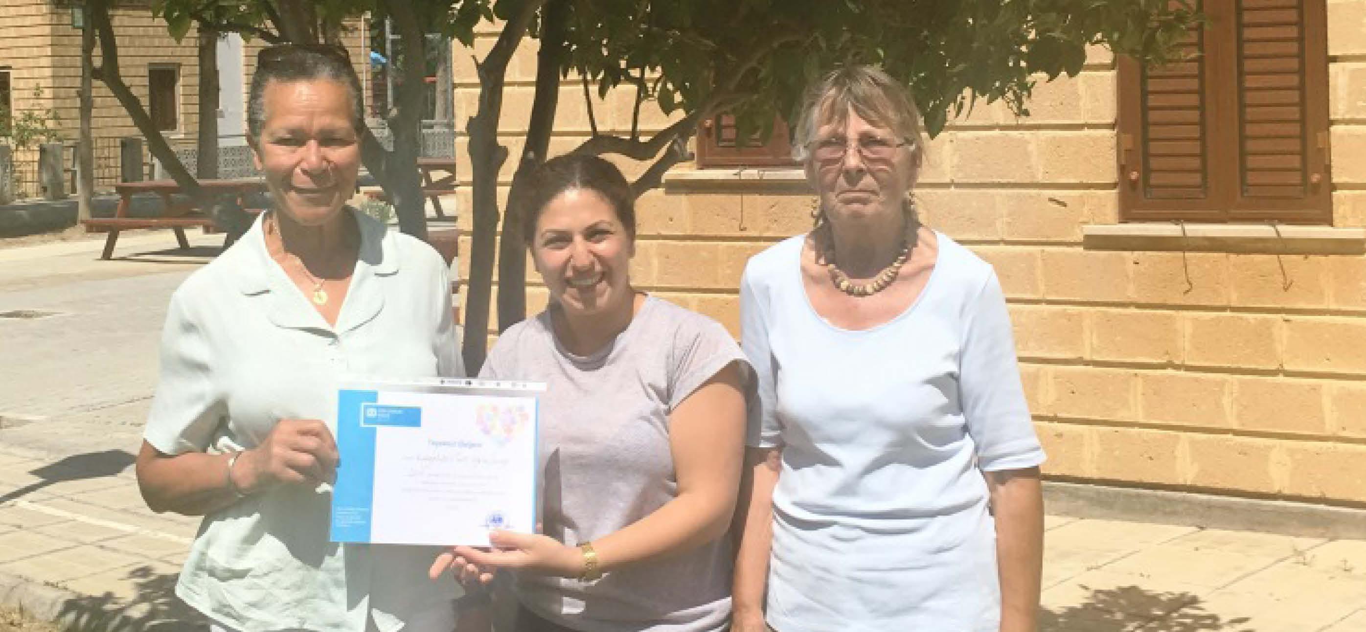 Türk-İngiliz Derneği SOS Çocukköyü Derneğine destek vermeye devam ediyor