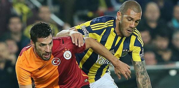 Galatasaray ile Fenerbahçe 383. randevuda