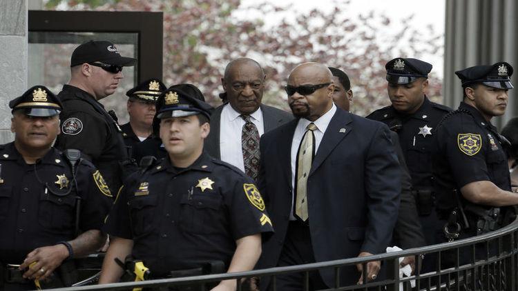 ABD'nin 'efsane' komedyeni Cosby'e mahkeme yolu gözüktü...