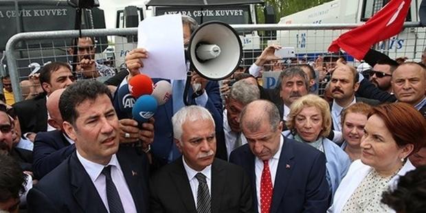 Yargıtay Başkanı: MHP'de olağanüstü kurultay kararımız kesindir!