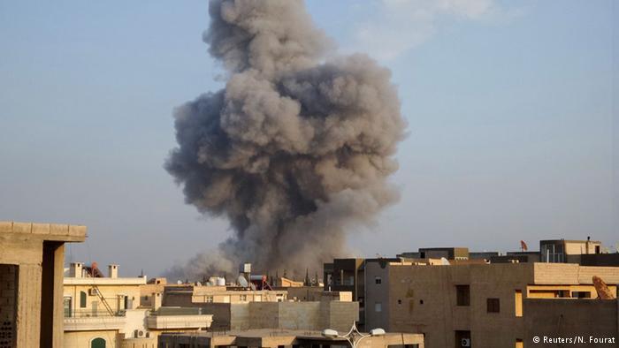 Rakka'yı IŞİD'den temizleme operasyonu başladı