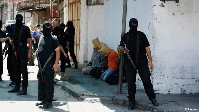 Hamas halkın önünde idam edecek