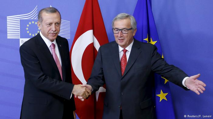 Juncker'den Erdoğan'a: Tehdit işe yaramaz