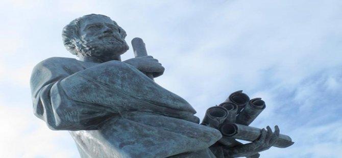 Aristoteles'in mezarının nerede? Bugün açıklanıyor...