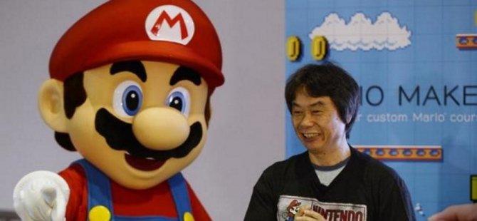 Mario, film oluyor!