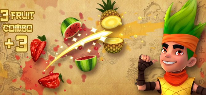 Fruit Ninja Film Mi Oluyor?