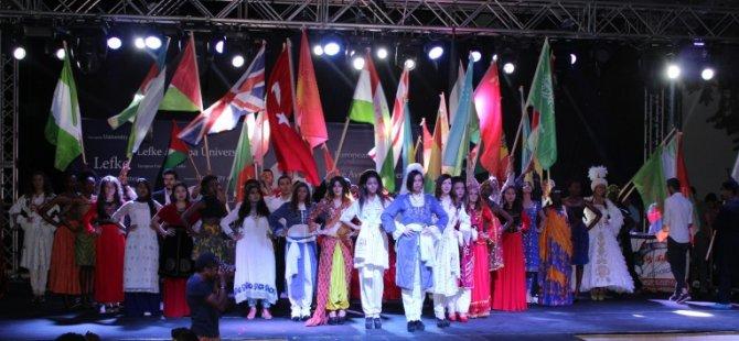 """LAÜ'de """"Kültür Show"""" iz bıraktı"""