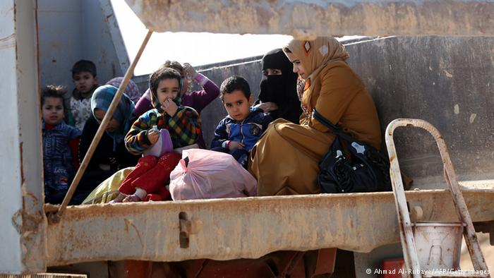 BM: Felluce'de onbinlerce sivil ateş altında
