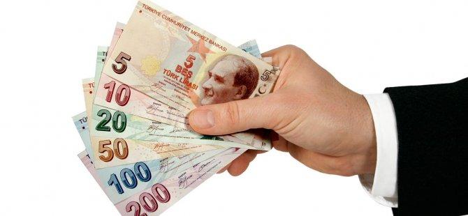işte Türkiye'de memur maaşları, maaşlar KKTC'ni geçti!