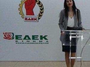 """EDEK Sözcüsü Panayotu: """"Eide değiştirilmeli!"""""""