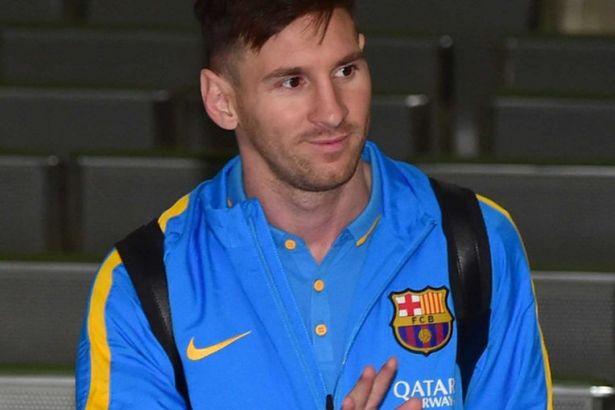 Messi ve babası sanık sandalyesinde