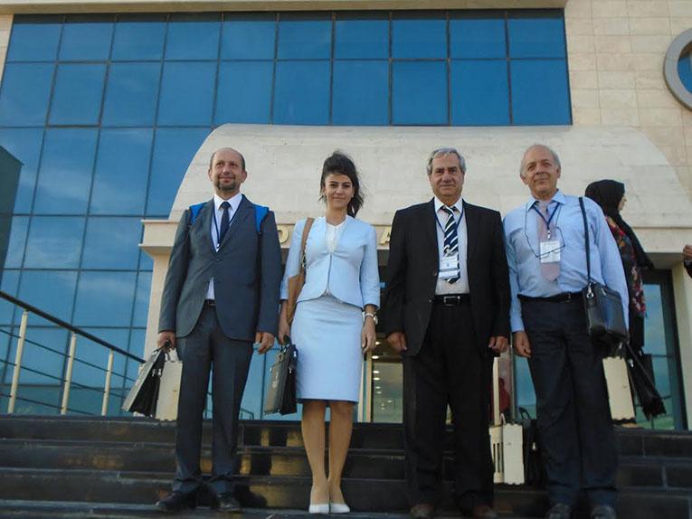 Girne Üniversitesi, 13. DEK Toplantısı'nda Temsil Edildi