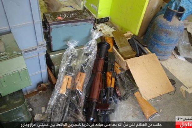 ABD ve Türkiye silahları 'ılımlılara' veriyor, 'ılımlılar' da IŞİD'e!