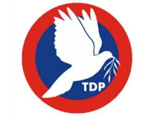 TDP'den Koordinasyon Toplantısı