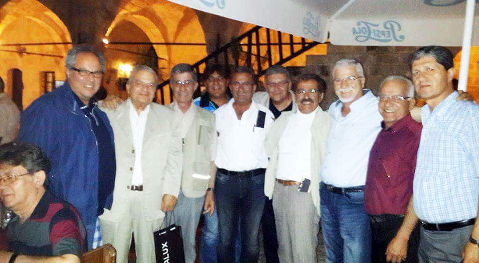 Lefkoşa Türk Lisesi 1975 mezunları buluştu
