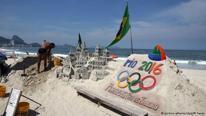 'Rio Olimpiyatları ertelenmeli ya da taşınmalı'