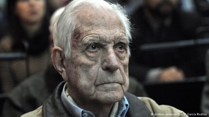 Arjantinli cunta lideri hüküm giydi