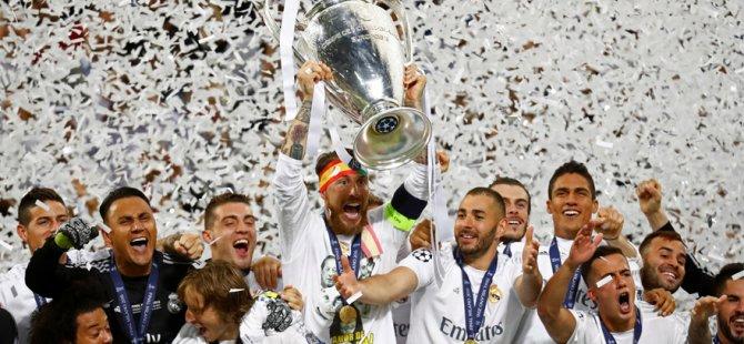 Şampiyonların şampiyonu; Real Madrid