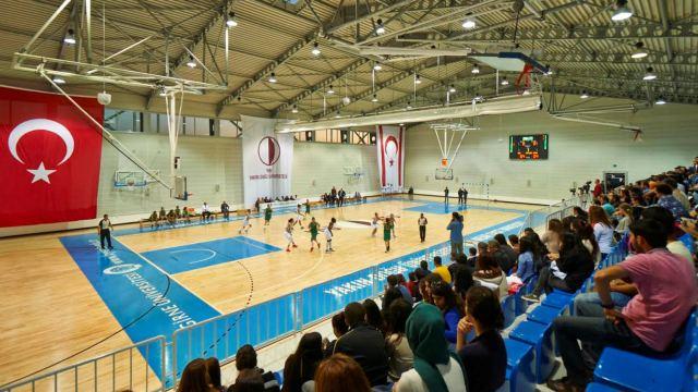 ...Ve Girne Üniversitesi Türkiye Kadınlar Basketbol Süper Ligi'nde!