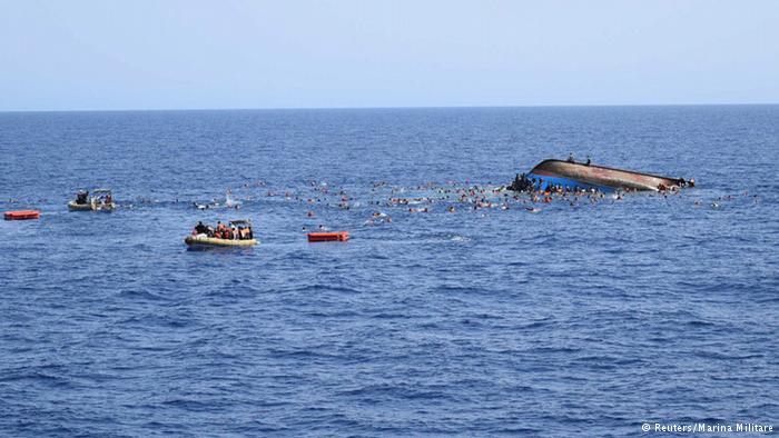 BM: Akdeniz'de bir haftada 700 sığınmacı öldü