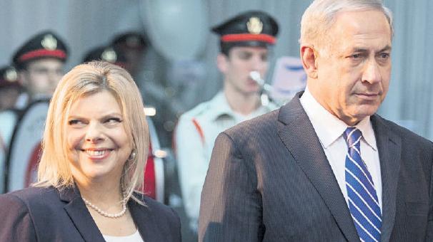 İsrail first lady'si için soruşturma talebi