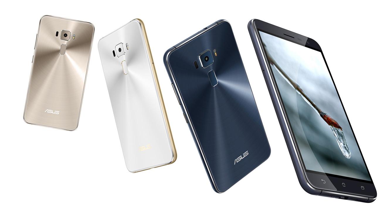 Asus ZenFone 3 ailesi tanıtıldı
