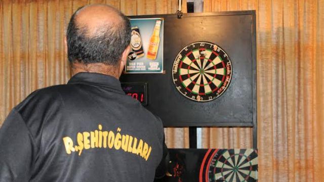 Van Pur Ferdi Darts Ligi başladı