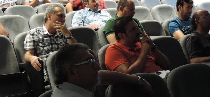 YDÜ'de KTFF destekli 'ilk yardım' eğitimi
