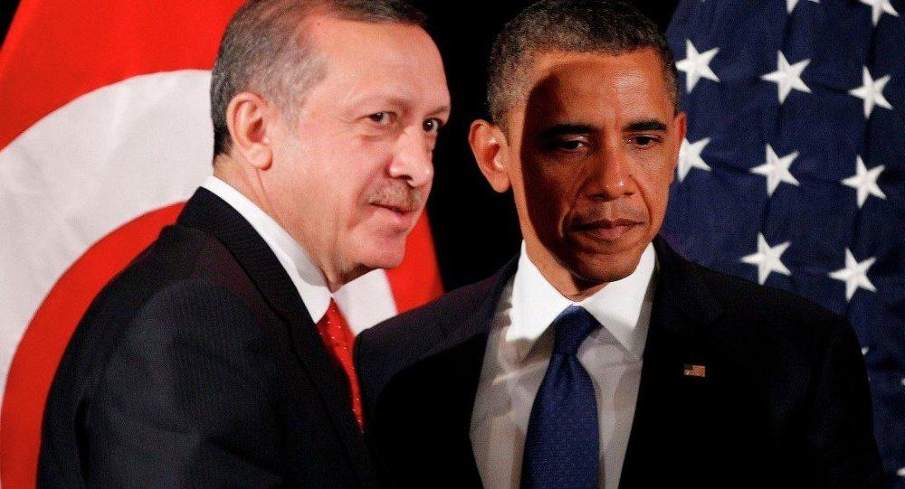 Obama'dan Erdoğan'a son dakika ayarı!