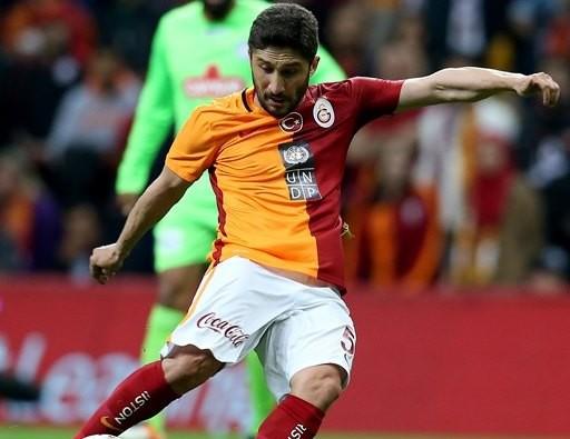 Sabri Sarıoğlu Galatasaray ile...
