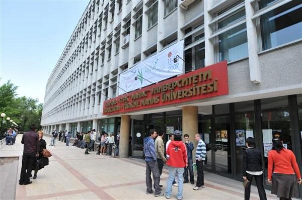 Kırgızistan'daki üniversiteden KKTC'ye burs