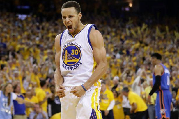 NBA'de 'olmaz' denilen oldu: Warriors, Thunders'ı 4-3 ile geçti