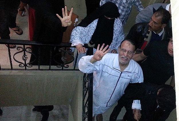 İhvan liderine 1 ay ihtiyati hapis