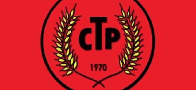 CTP 'BG'siz kaldı!