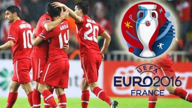 Son dakika: Türkiye A Milli takımı Euro 2016 kadrosu açıklandı!