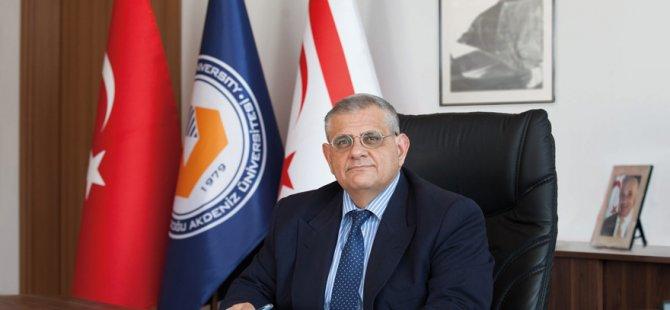 Prof. Dr. Necdet Osam  DAÜ Rektörlüğüne aday