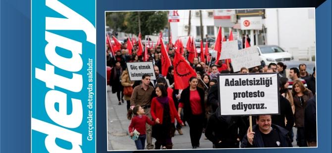 Yürüyüş yasasını, yürüyüşle protesto edecekler!