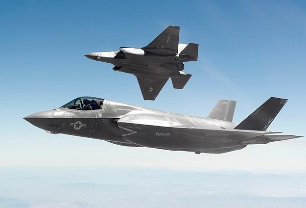 F35'ler 6 yılda yüzde 55 ucuzladı