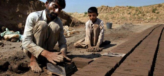 'Dünyada modern kölelerin sayısı 46 milyona yaklaştı'