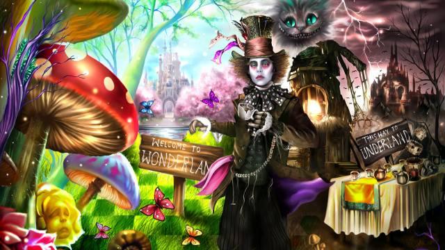 'Alice Harikalar Diyarında' gizli mesajlar mı içeriyor?