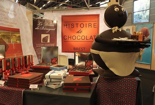 Dünyanın en büyük çikolata fuarı kapılarını açtı