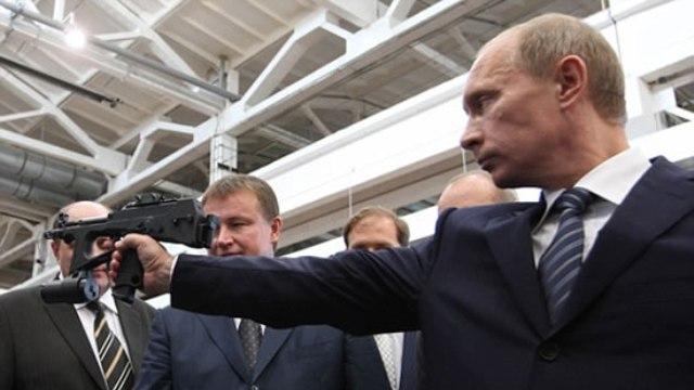 Putin yeni James Bond olabilir mi?