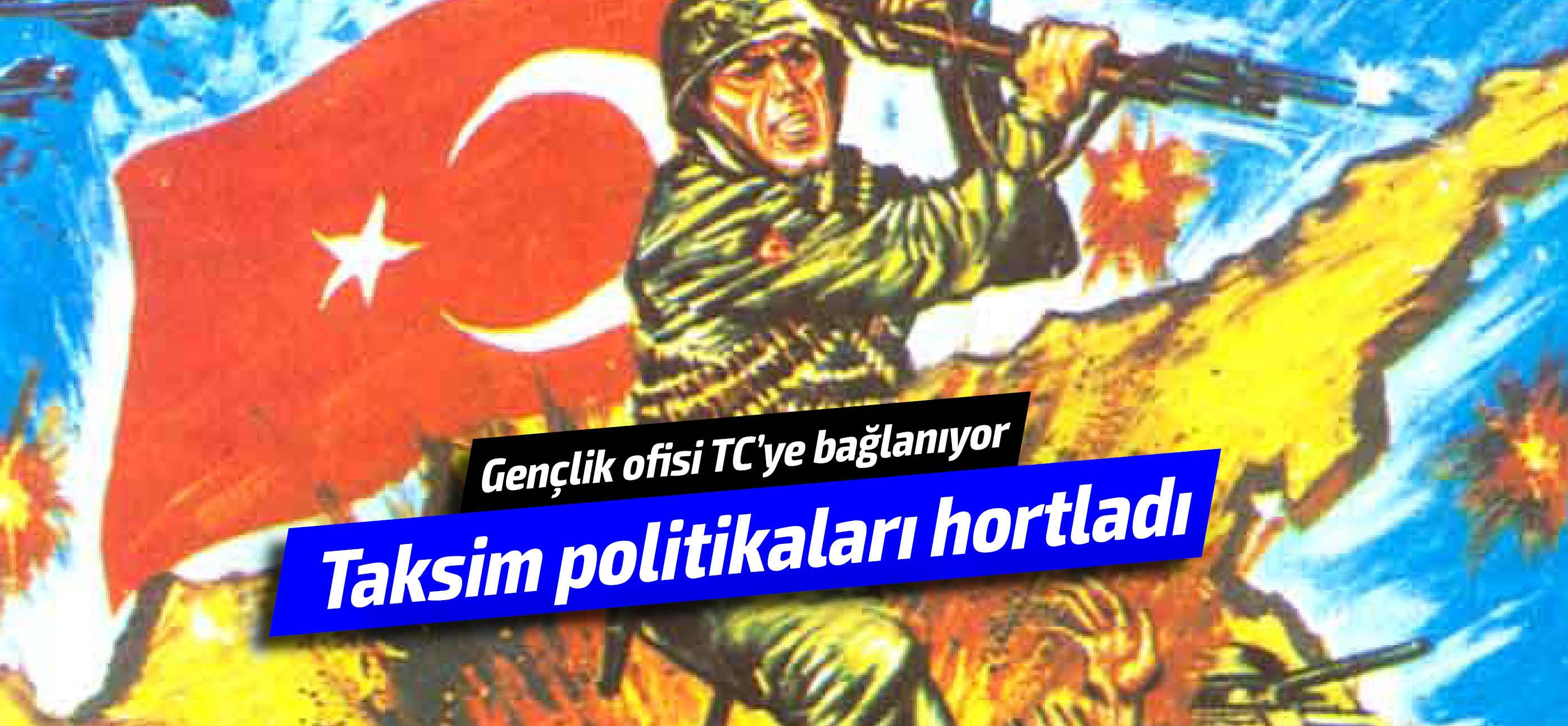 Taksim politikası hortladı