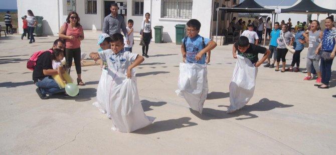 Mehmetçik'te Dünya Çocuk Günü Çoşkusu