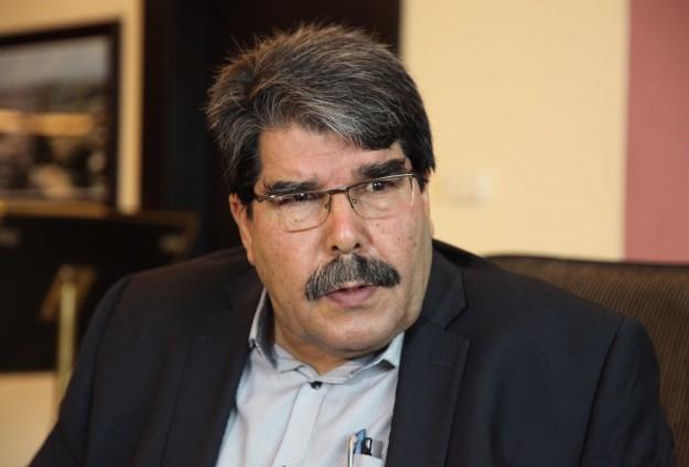 IKBY: PYD'nin yürüttüğü savaş Suriye rejimi destekli