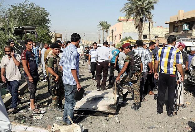 Irak'ta terörün Ekim ayı bilançosu: 979 ölü