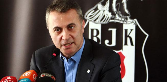 Beşiktaş'ın başkanından bomba açıklamalar